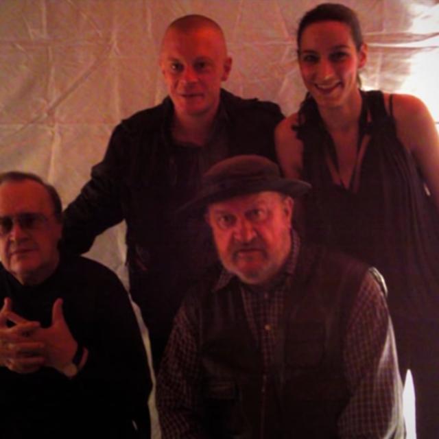 Milutin, Arsen i Matija Dedić