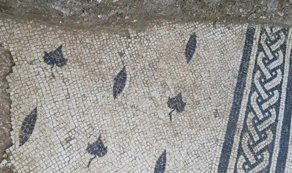 Arheolozi su u blizini Hotela Epidaurus u Cavtatu pronašli prekrasan podni mozaik iz rimskog doba