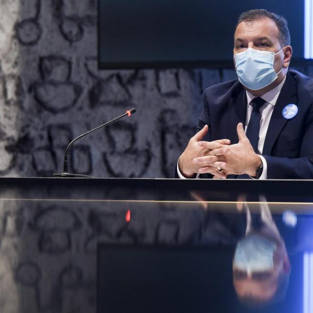 hrvatski ministar zdravstva Vili Beroš