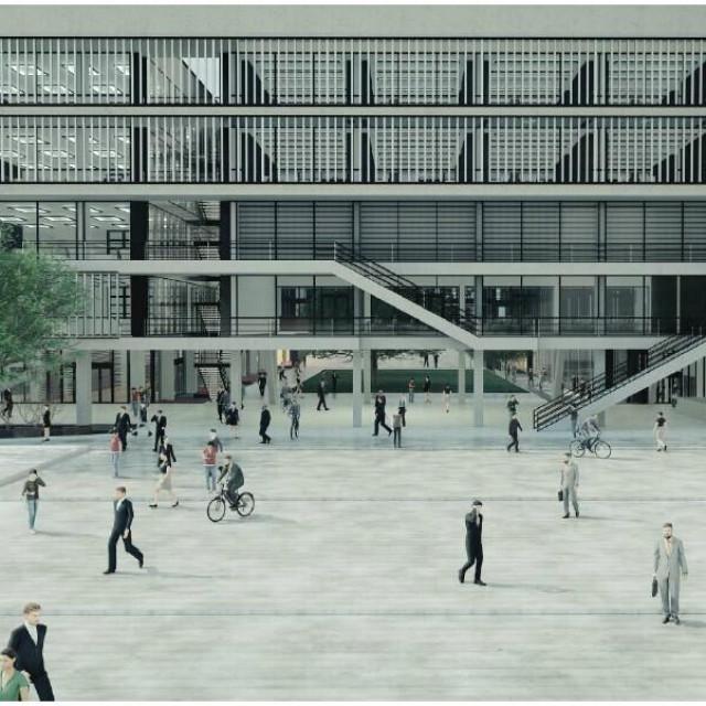 Ovako bi trebalo izgledati novi kompleks na Dračevcu
