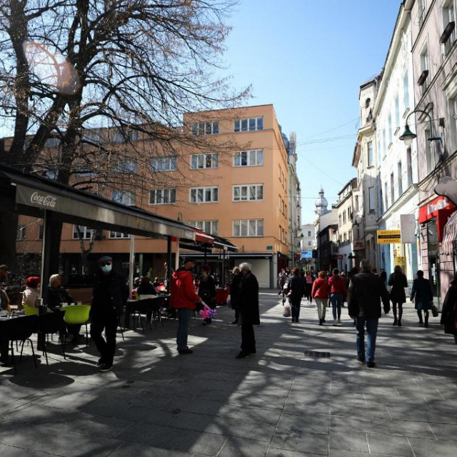 Sarajevo, početkom ožujka