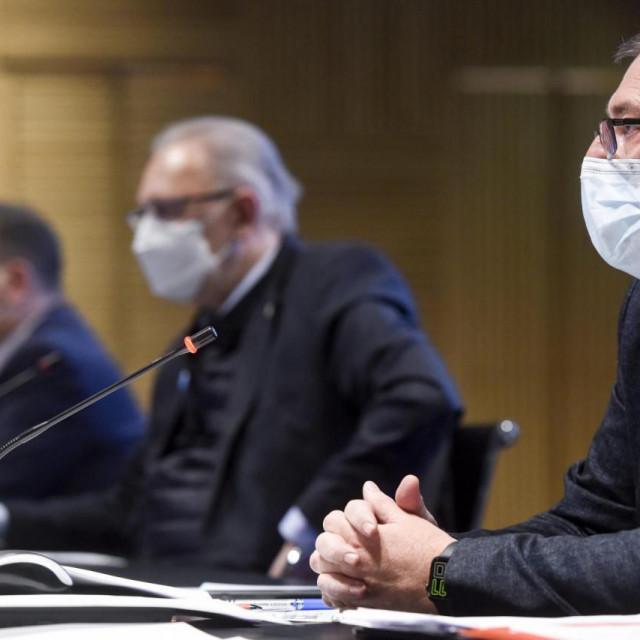 Nacionalni stožer: britanski soj virusa sve je prisutniji u RH