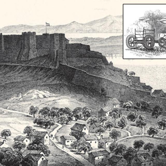 Šibenik i Knin 1848. godine