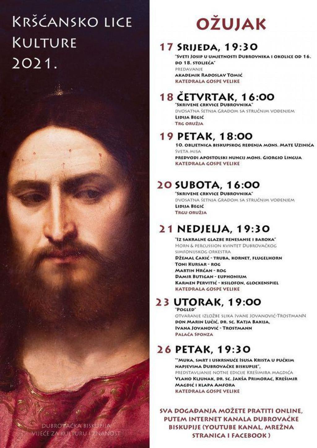 "Manifestacija ""Kršćansko lice kulture"""