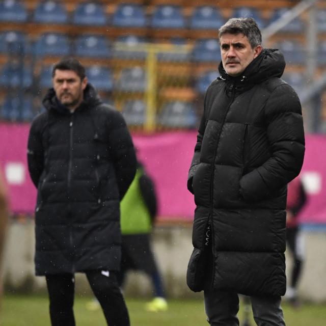 Varazdin, 140321.<br /> Utakmica 25. kola HT Prve lige, Varteks - Dinamo.<br /> Na fotografiji: Zoran Mamic.<br />