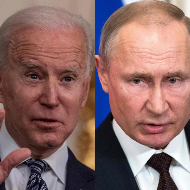 Joe Biden i Vladimir Putin - za očekivati je više napetosti u odnosima dviju velesila nego u vrijeme kad je u Bijeloj kući bio Donald Trump