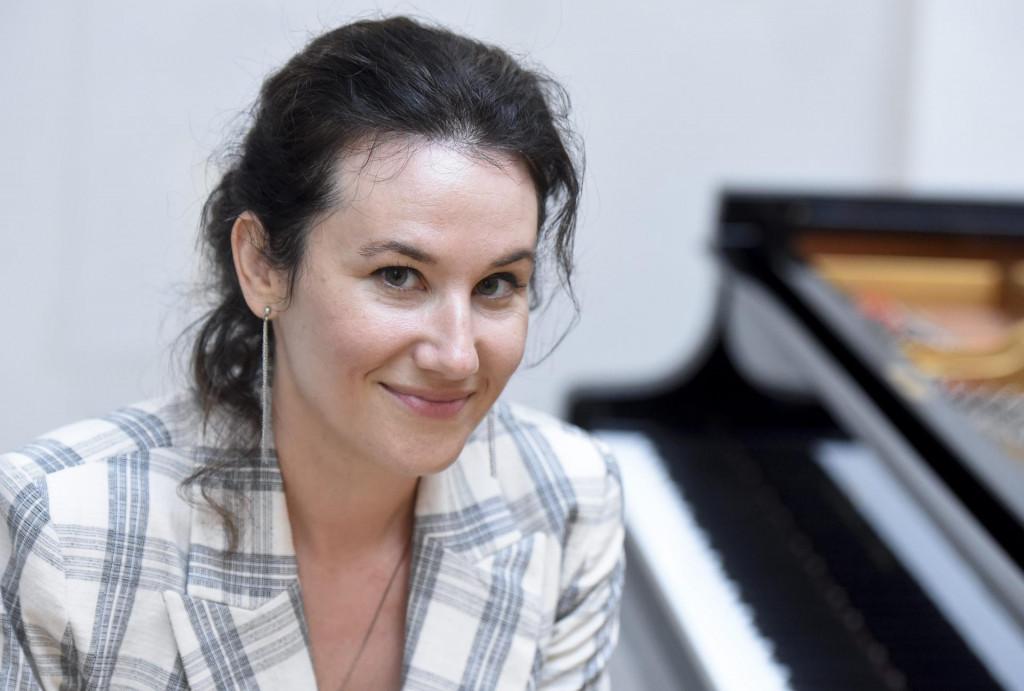 Martina Filjak ugledna je pijanistica, koja je izniman talent pokazala već kao šestogodišnjakinja