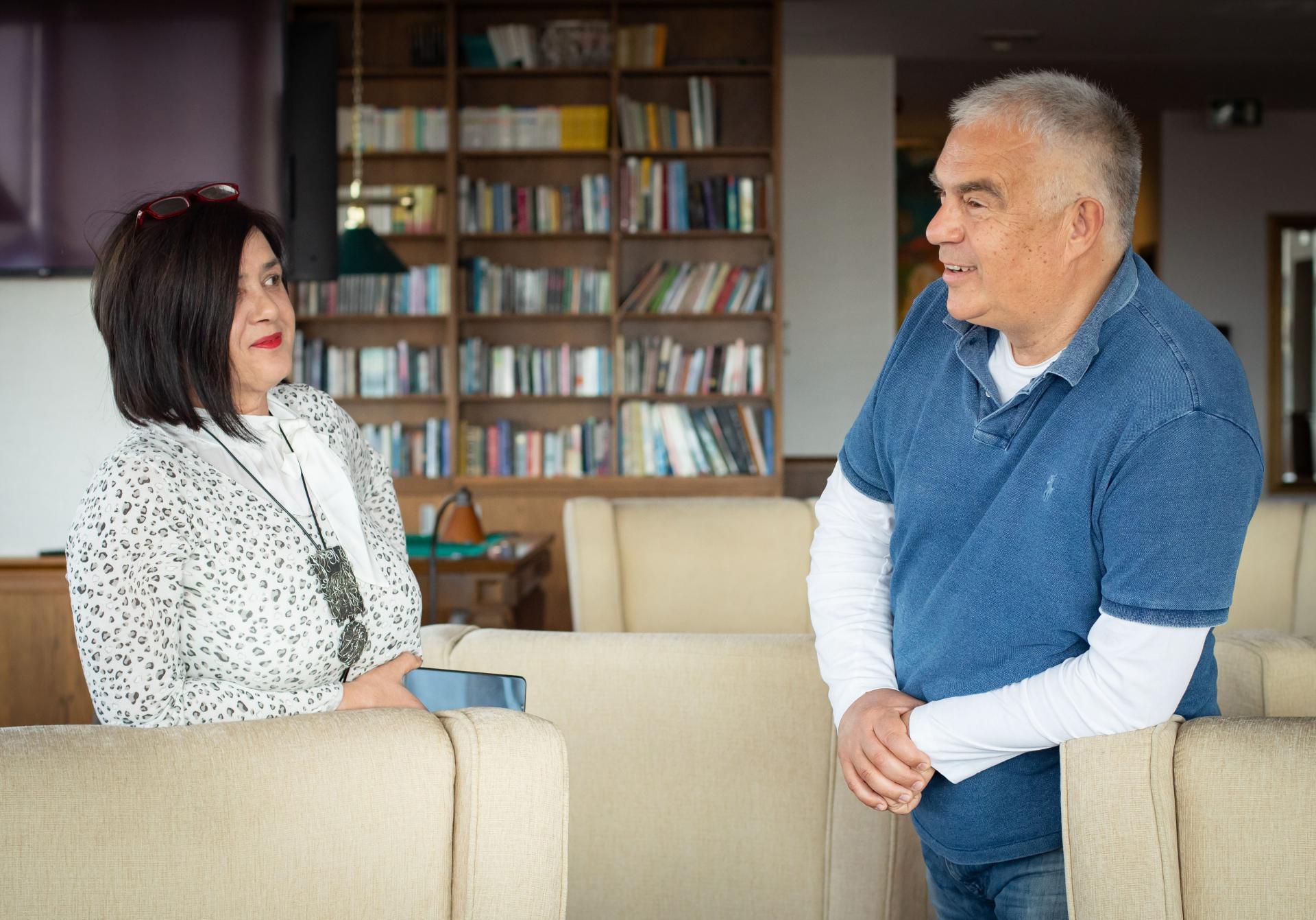 Slobodna Dalmacija - Ivana i Mile Kekin podržali Jakova