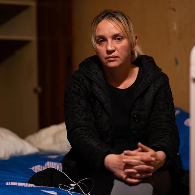Suzana NIkolić živi sa svojim sinom u gradskom stanu, a iz Grada su joj najavili deložaciju jer stanarsko pravo ima njezina majka