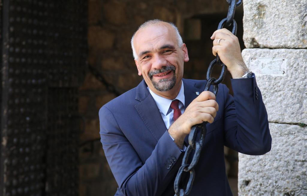 Marko Jelić u utrku za župana kreće kao gradonačelnik Knina