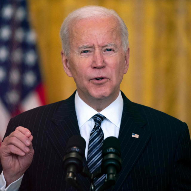 Joe Biden - miran je od napada dok slijedi trendove Meghan Markle<br />
