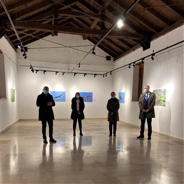Otvorenje izložbe u Galeriji Kninskog muzeja