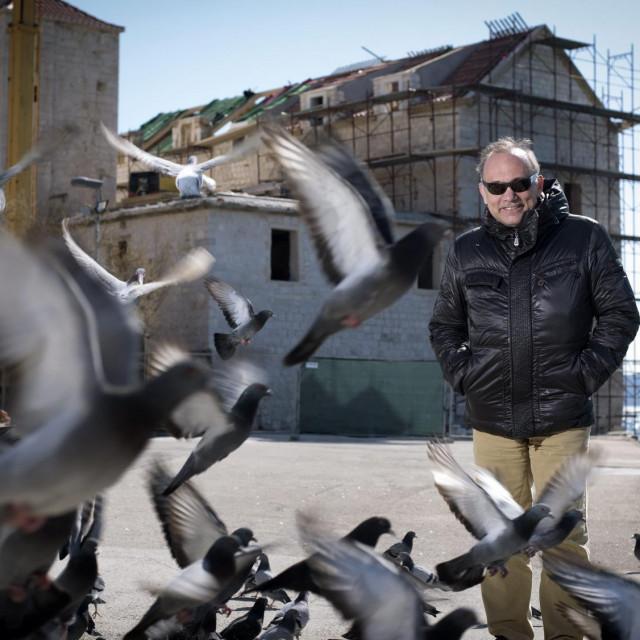 'Zaljubio sam se u Kaštela prije četrdesetak godina i sada ću ostvariti svoj san', kaže talijanski poduzetnik