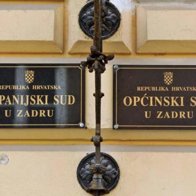Županijski i Općinski sud u Zadru