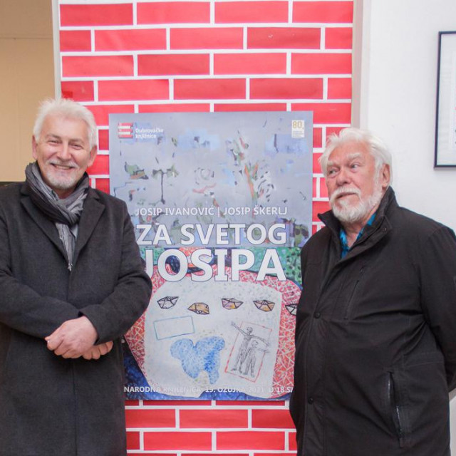 Josip Ivanović i Josip Škerlj