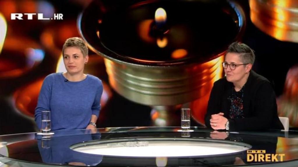 Marita i Fani bile su gošće u RTL Direktu kod Mojmire Pastorčić.