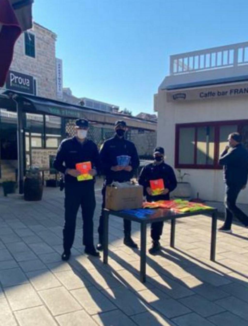 'Budi odgovoran pješak' - aktivnost dubrovačke prometne policije