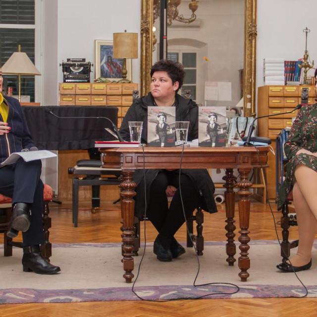 Livija Kroflin, Tatjana Ileš i Jasminka Mesarić