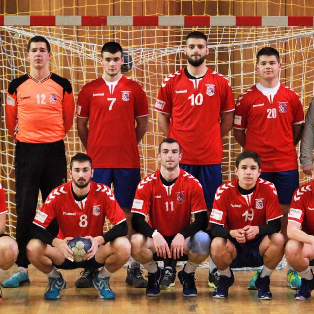 RKHM Dubrovnik - sastav koji je igrao protiv Dubrave utakmicu 18. kola PAKET 24 Premijer lige