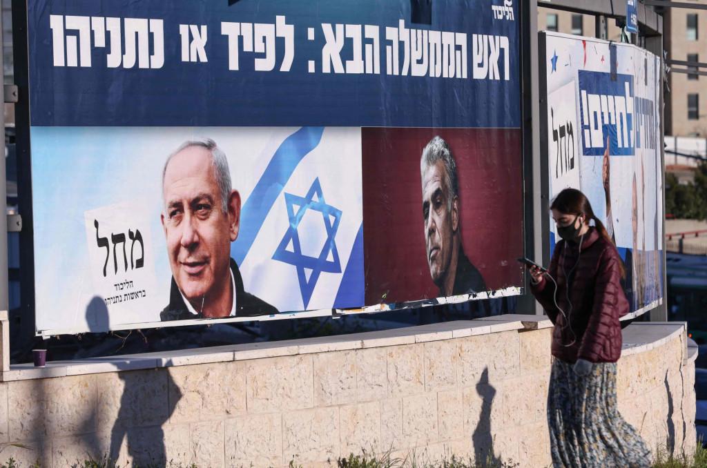 Izborna bitka vodi se i na zidovima Jerusalema