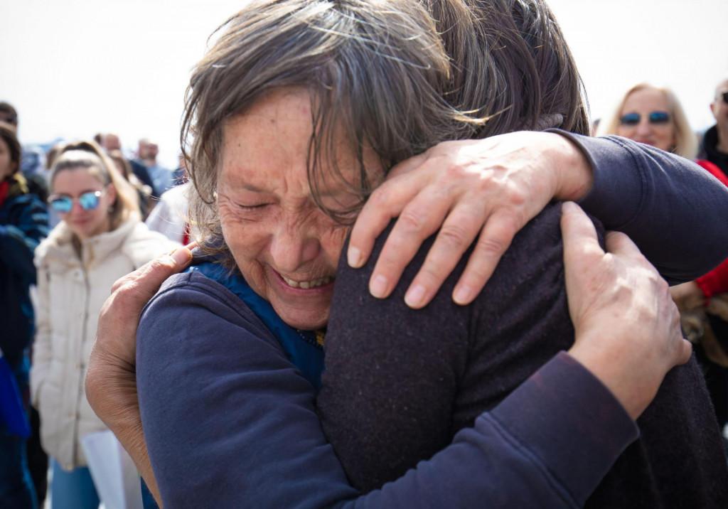 U Splitu je na skupu bilo nekoliko stotina građana