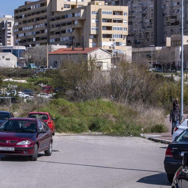 Slijepi kraj Ulice Ivana pl. Zajca ni nakon radova se neće 'dobaciti' do planiranog cilja kod zgrada Fregate i Krstarice