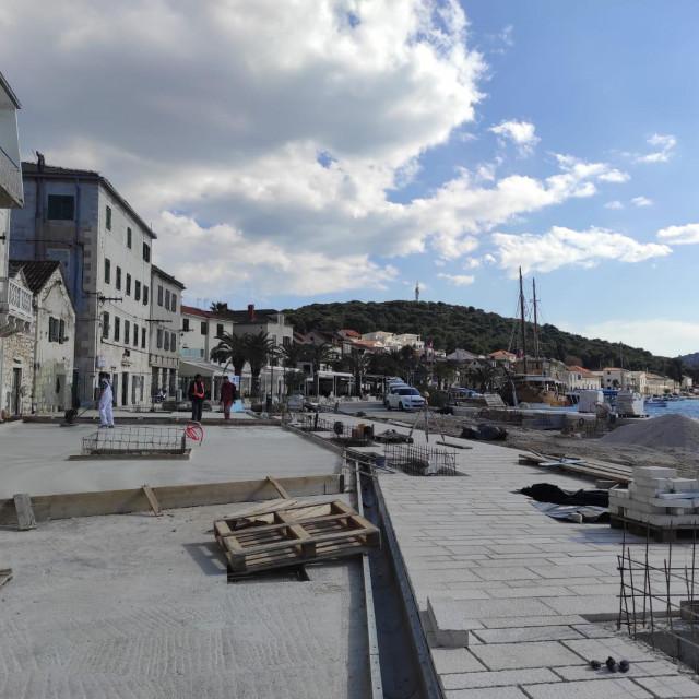 Projekt izgradnje rogozničke rive privodi se kraju