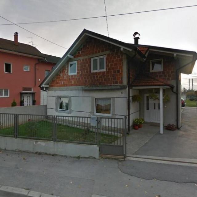 Kuća u kojoj je došlo do curenja plina