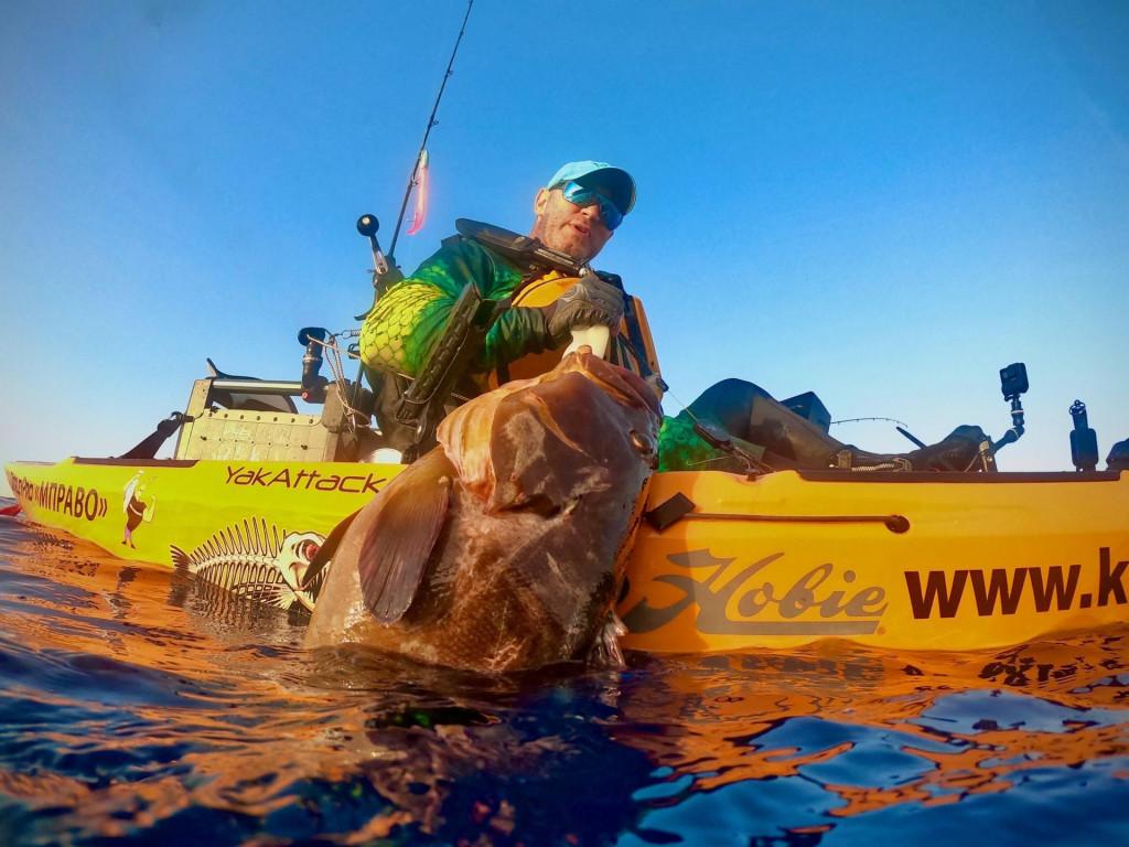 Kliješta za prihvat ribe su dobrodošla kad treba izvući krupan ulov