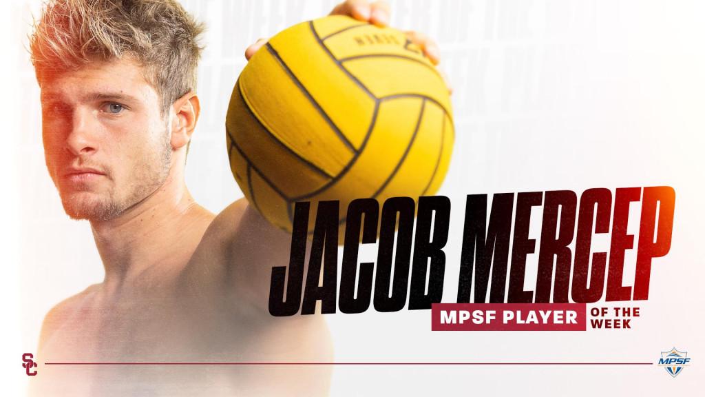 Jacob Merčep, Dubrovčanin je bio MVP završnog turnira prvenstva Amerike 2018. godine, svake godine je izabran u najbolju momčad konferencije i prvenstva, svako malo najbolji igrač tjedna, mjeseca...