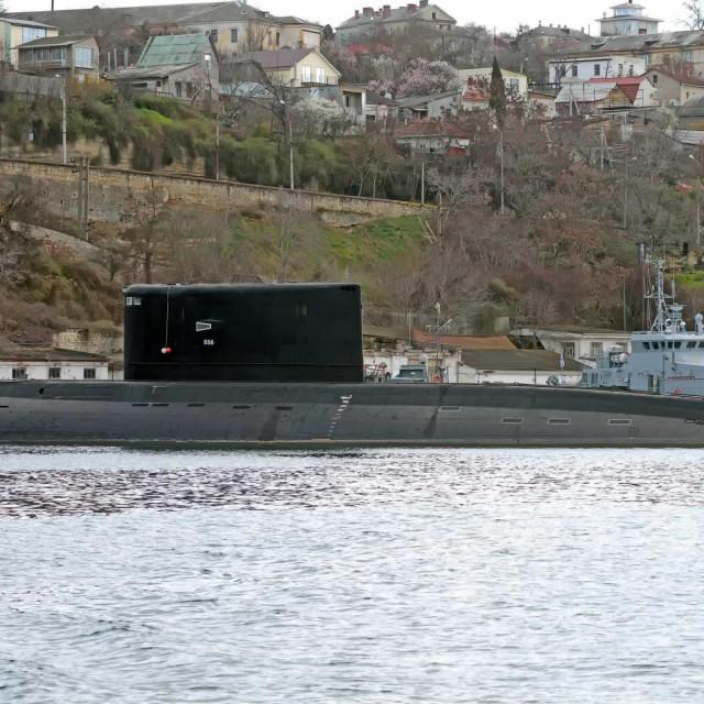"""Podmornica B-237 """"Rostov na Donu"""""""