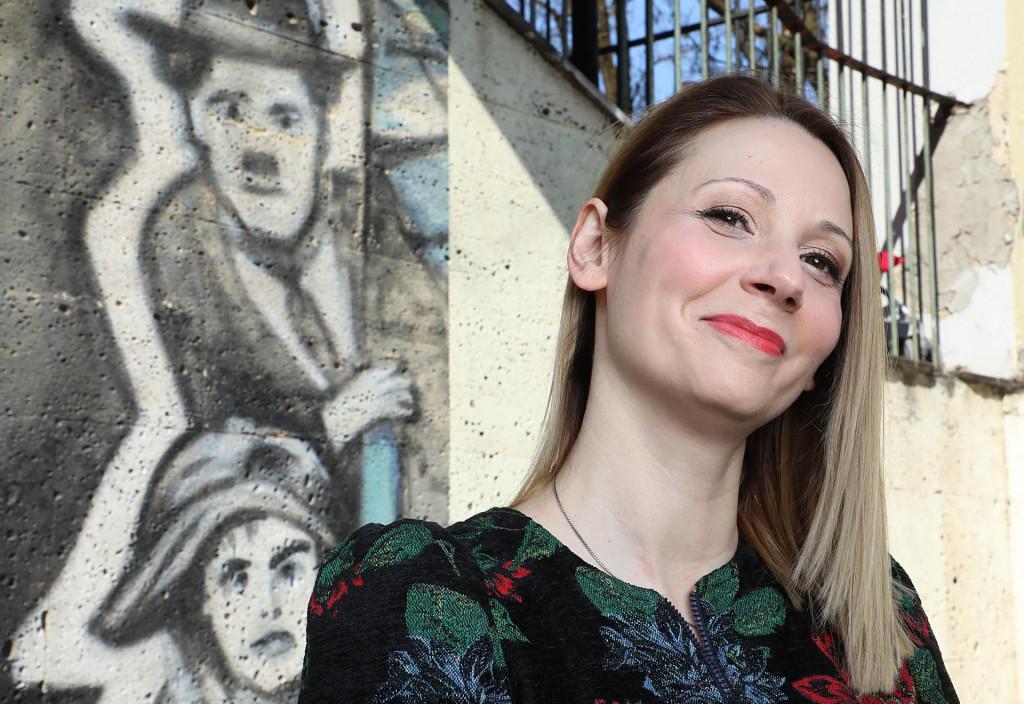Martina Petrović, voditeljica Deska Kreativne Europe – Ureda MEDIA Hrvatske: Danas se 'Kino Mediteran' predstavlja kao uspješan primjer razvoja publike, kako na razini Hrvatske, tako i na razini Europe