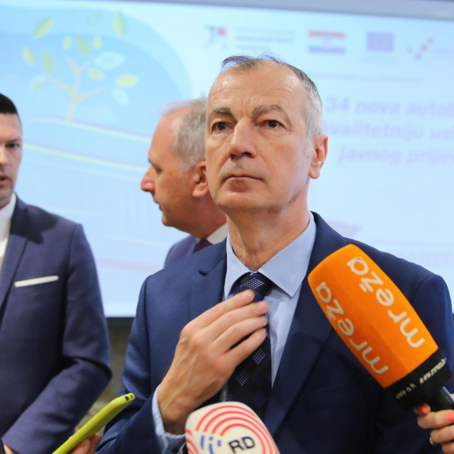 Miroslav Delić uživa golemu potporu zaposlenika 'Prometa'