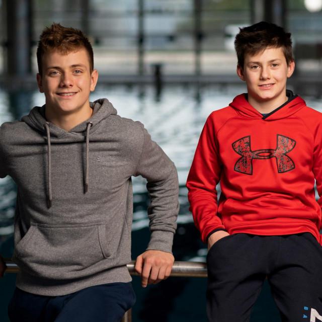 Matej i Niko Nevesćanin su uspješna braća sportaši koji zajdeno imaju osvojenih oko 200 medalja!<br /> <br />