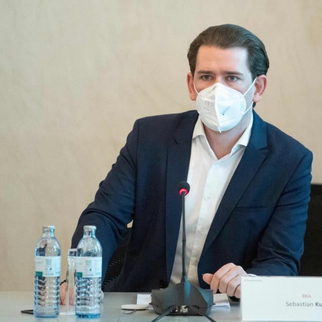 Premijer Sebastian Kurz