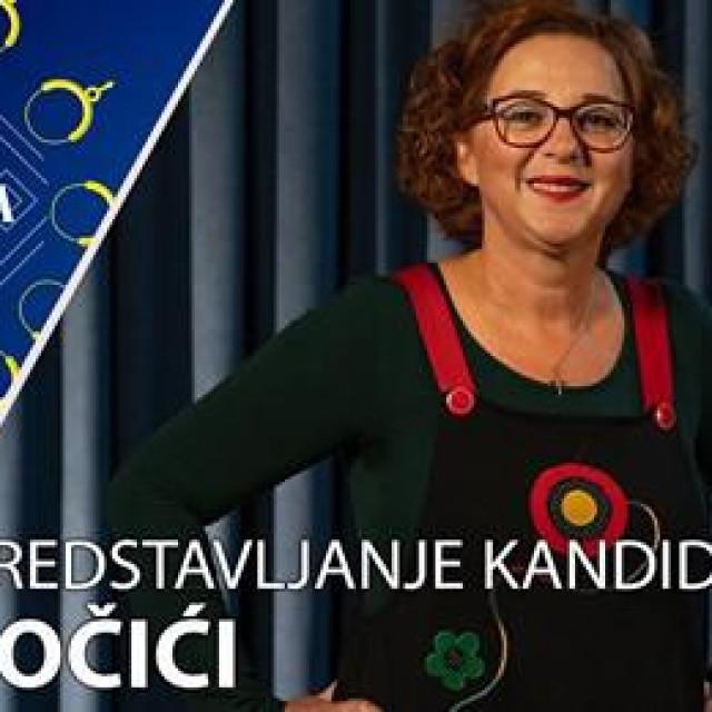 Sanja Pletikosić Kovačić, Konovizija