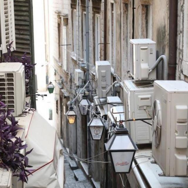 Klime unutar povijesne cjeline Dubrovnika