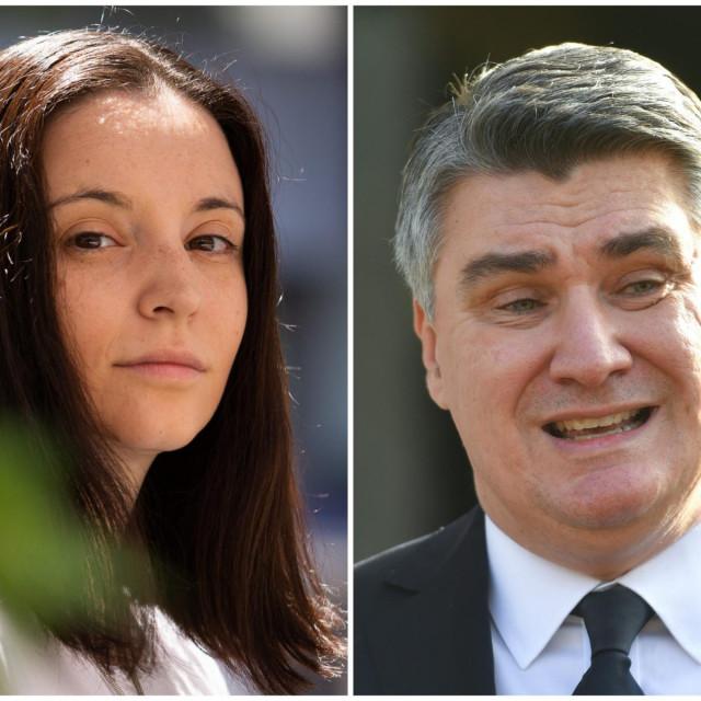 Dijana Radovniković je kritizirala predsjednika zbog izjave o komulnim radnicima...