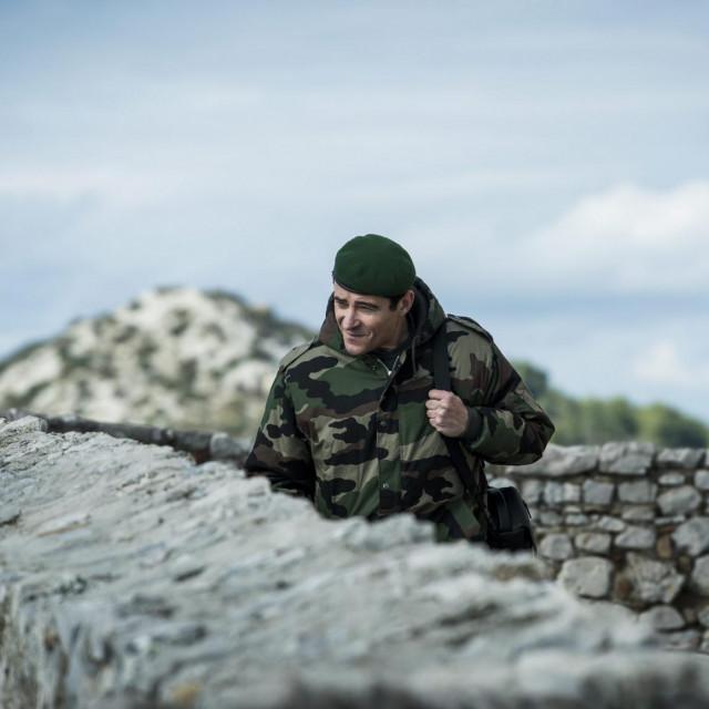Goran Višnjić u prizoru iz filma 'General' Antuna Vrdoljaka