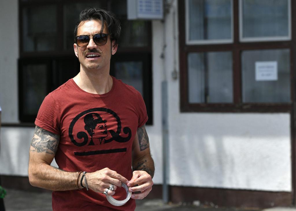 Miran Kurspahić, glumac, pisac i redatelj kojega inspiriraju katastrofe<br />