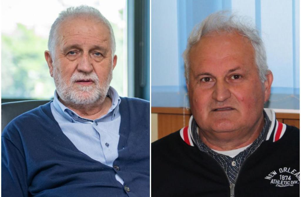 Pero Vićan i Pero Brbora
