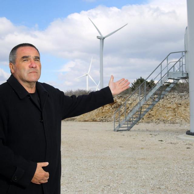 'Od naknada koje nam pripadaju od proizvodnje energije, u proračun bismo mogli uprihoditi još milijun i pol kuna', ističe Čikeš