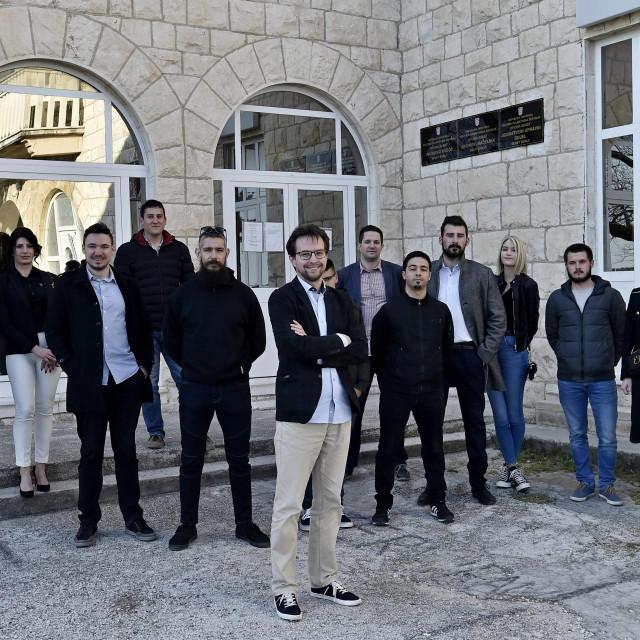'Naši ciljevi su rad za opće dobro, transparentnost i korektna politička utakmica', ističu iz nezavisne liste 'Vrime je!'