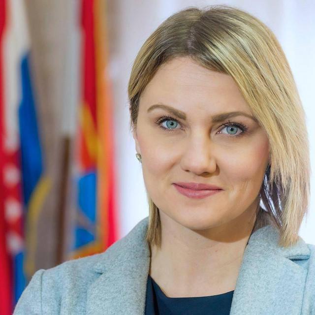 Načelica općine Vela Luka Katarina Gugić