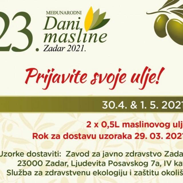 Dani masline 2021.
