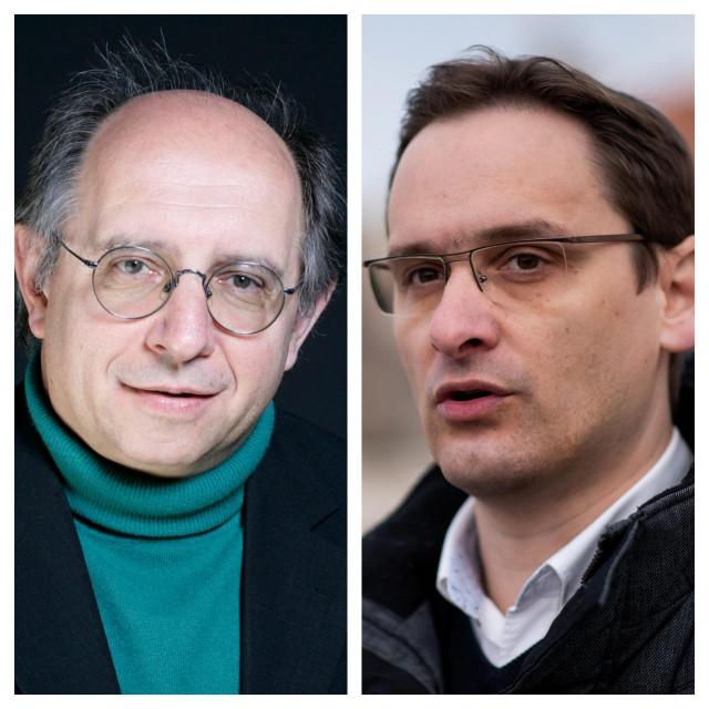 Božo Kovačević i Marko Vučetić