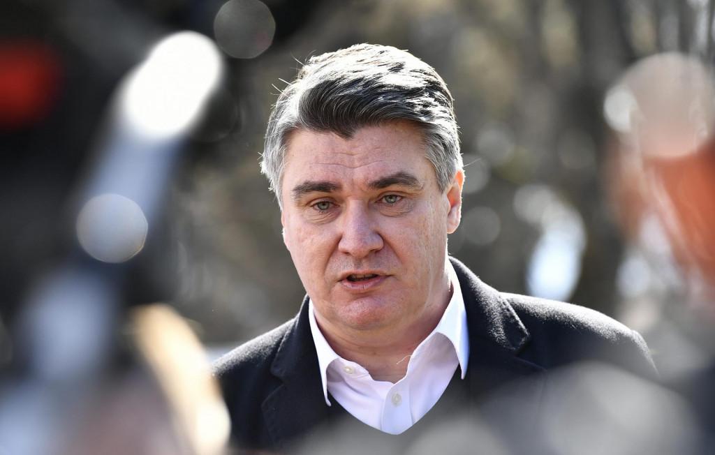 Zoran je trenutačno institucija, ma što vi mislili i o njemu i o instituciji. Zoran je predsjednik Republike Hrvatske