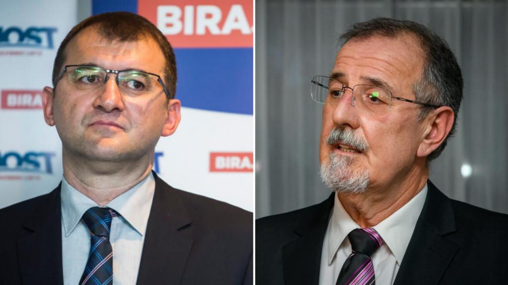 Ivica Ledenko kandidat je za župana, a Miro Kovač za gradonačelnika Šibenika