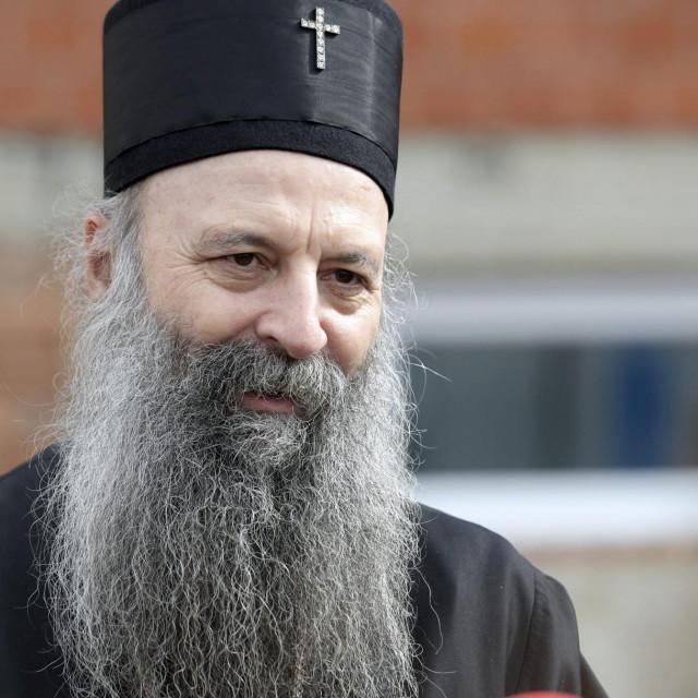 Patrijarh srpski Porfirije mora slijediti tekst Memoranduma SANU-a