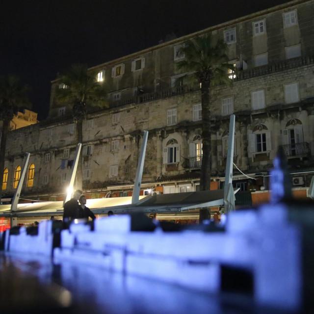 Grad Split i ove se godine uključio u sjajnu akciju 'Earth Hour'